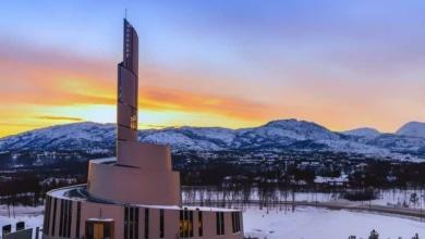 Alta in Norwegen