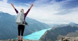 Das Jotunheimen-Gebirge